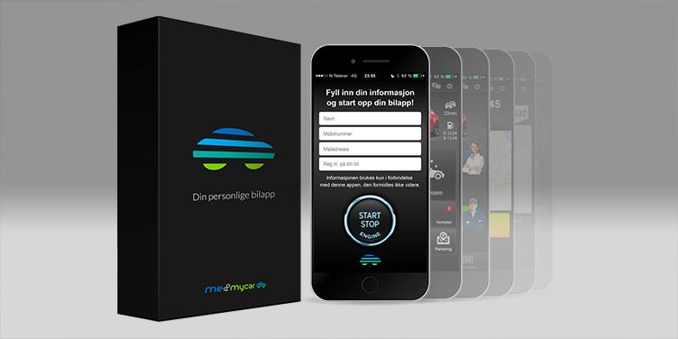Me&MyCar app suite