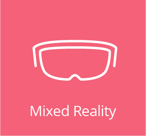 Mixed reality ikon