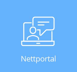 Nettportal logo