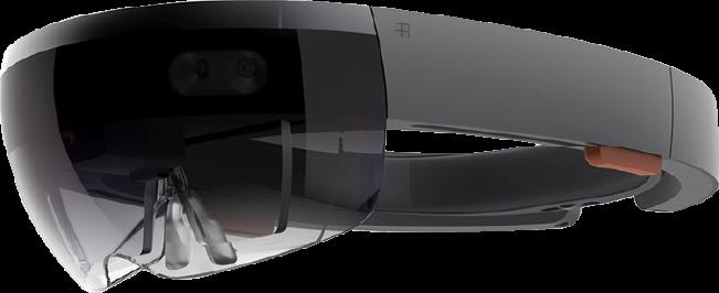 Et bilde av Microsoft Hololens